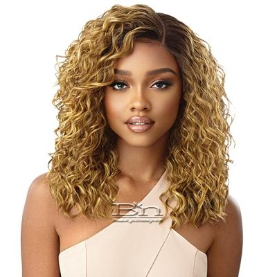 Outre Synthetic HD Lace Front Wig - TEAGAN