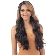 Mayde Beauty Synthetic Hair Refined HD Lace Front Wig - AUBRIE