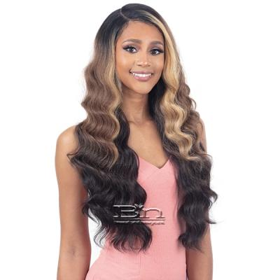 Mayde Beauty Synthetic Hair Refined HD Lace Front Wig - ITZEL