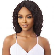 Outre Mytresses NO KNOT PART Purple Label 100% Unprocessed Human Hair Wig - HH CASPIA