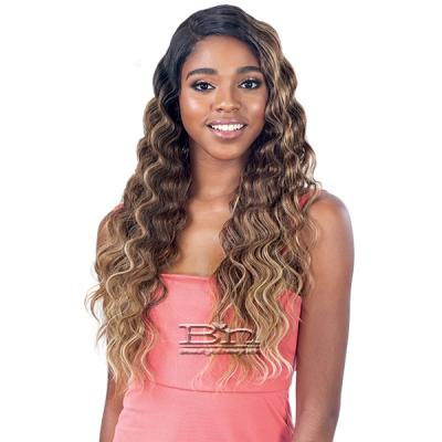 Freetress Equal Laced Synthetic Hair HD Lace Front Wig - ROSIE