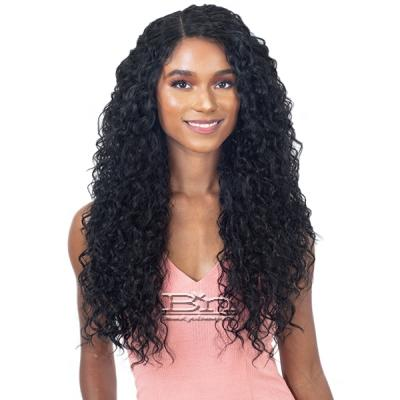 Freetress Equal Hi-Def Frontal Effect Synthetic Hair HD Lace Front Wig - AVANI