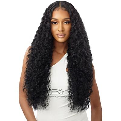 Outre Synthetic Sleeklay Part HD Lace Front Wig - DONATELLA
