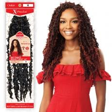 Outre Synthetic Braid - X PRESSION TWISTED UP BUTTERFLY BOMBTWIST 18