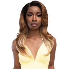 Janet Collection Essentials Synthetic Hair HD Lace Wig - CICI