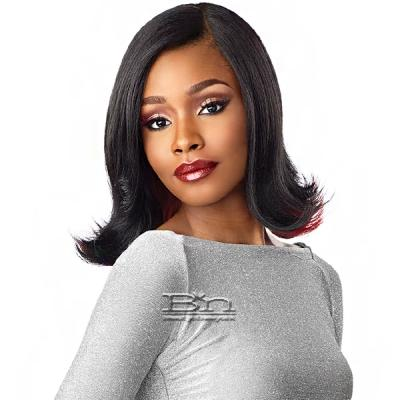 Sensationnel Shear Muse Synthetic Hair Empress HD Lace Front Wig - KESSIE