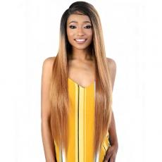 Motown Tress Synthetic Hair Curve Part HD Lace Wig - LDP CURVE7