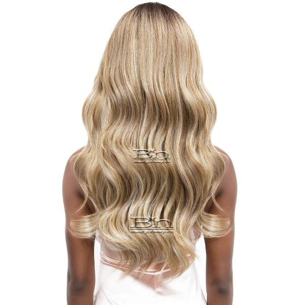 Janet Collection Synthetic Melt Extended Part HD Lace Wig - DALE