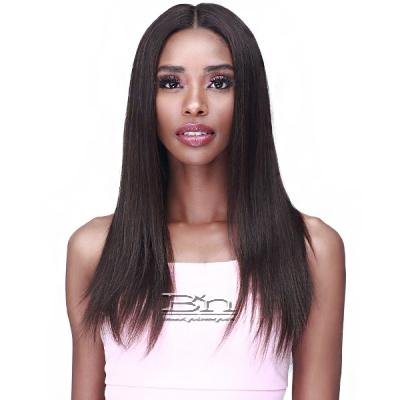 Bobbi Boss 100% Unprocessed Human Hair 360 13X4 HD Lace Frontal Wig - MHLF518 CASSIDY