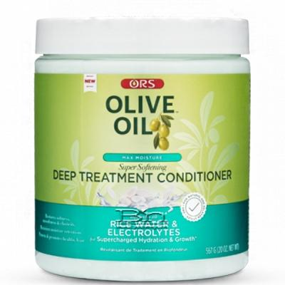 ORS Olive Oil Max Moisture Super Softening Deep Treatment Conditioner 20oz