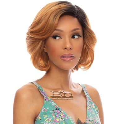 Awesome Good Hair Day Synthetic Hair Wig - HF MICHELLE