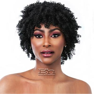 Laflare Laviero Synthetic Hair Wig - TIGHT CURL