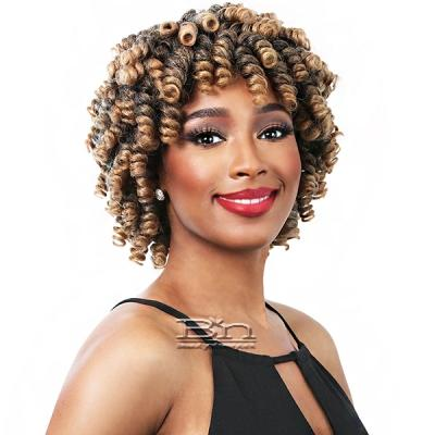 Laflare Laviero Synthetic Hair Wig - TWIST CURL