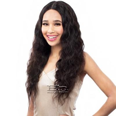 Sensual 100% Remi Human Hair UHD Lace Front Wig - INDIE WAVE 24