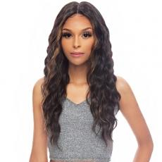 The Wig Synthetic Hair Lace Front Wig - LSW 001