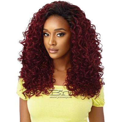 Outre Converti Cap Synthetic Hair Wig - HONEY BUNCHES