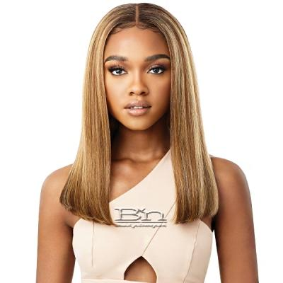 Outre Perfect Hairline Synthetic HD Lace Wig - LINETTE (13x4 lace frontal)