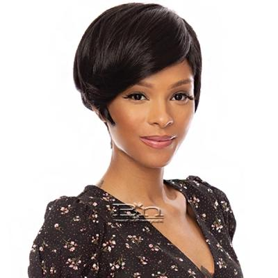 The Wig Human Hair Blend Wig - HH CHIC