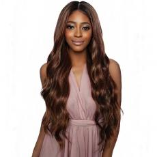 Mane Concept Red Carpet Synthetic Hair 360 HD Lace Wig - RCF3603 MANDI