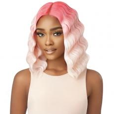 Outre Color Bomb Synthetic HD Lace Front Wig - GEMINI