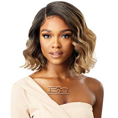 Outre Synthetic Melted Hairline HD Lace Front Wig - SUVI