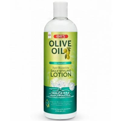 ORS Olive Oil Max Moisture Daily Styling Lotion 16oz