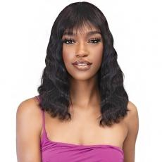 Janet Collection 100% Unprocessed Natural Virgin Remy Human Hair Wig - FREYA