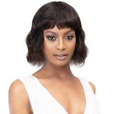 Janet Collection 100% Unprocessed Natural Virgin Remy Human Hair Wig - AUBRI