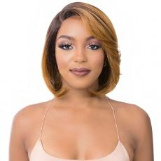 It's a Wig Synthetic Hair HD Lace Wig - HD T LACE DEE
