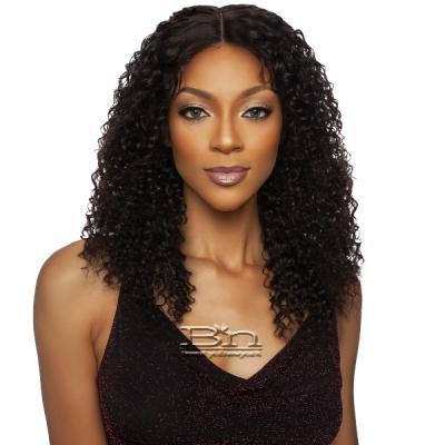 Mane Concept Trill 100% Brazilian Virgin Remy Hair HD Lace Wig - TROH206 13A HD HIGH DENSITY WATER CURL 22