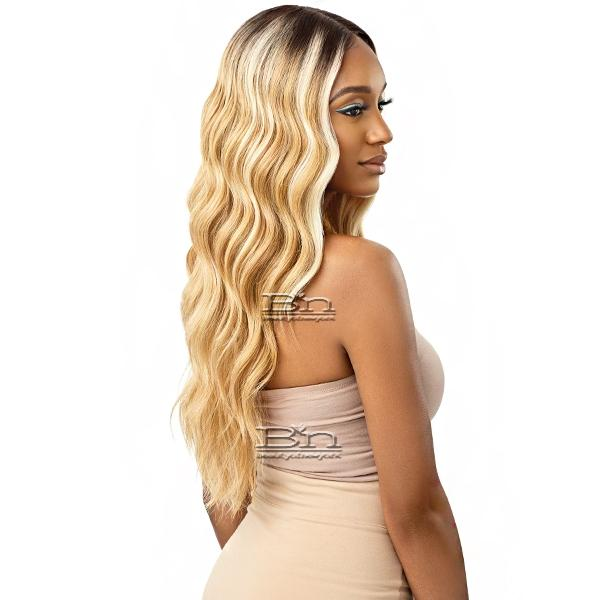 Outre Color Bomb Synthetic HD Lace Front Wig - CHARLESTON