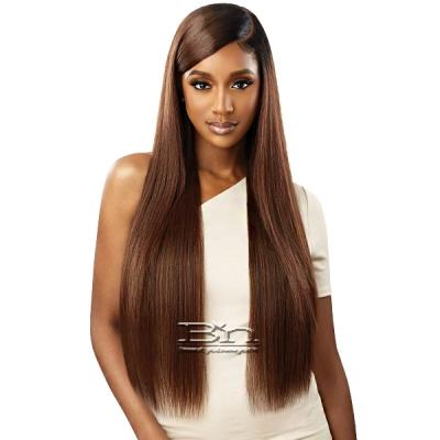 Outre Synthetic Sleeklay Part HD Lace Front Wig - DARBY