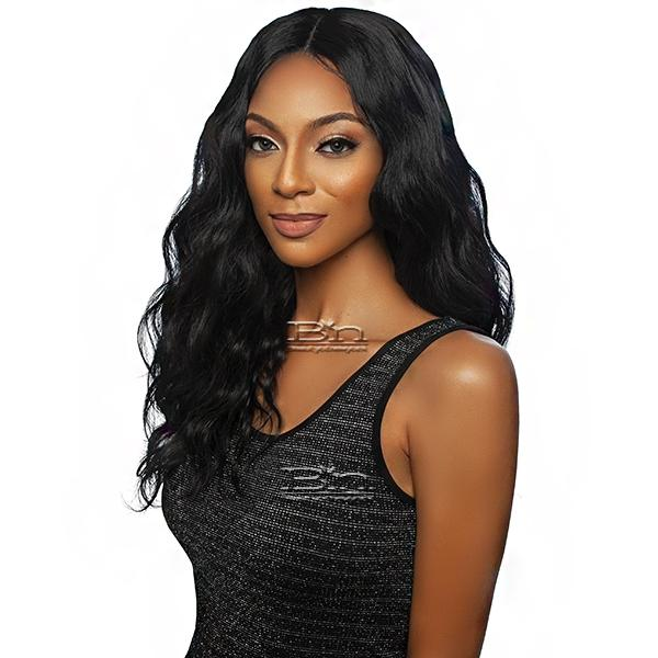 Mane Concept Red Carpet Synthetic Hair HD Edge Slay Lace Wig - RCHE205 LINA
