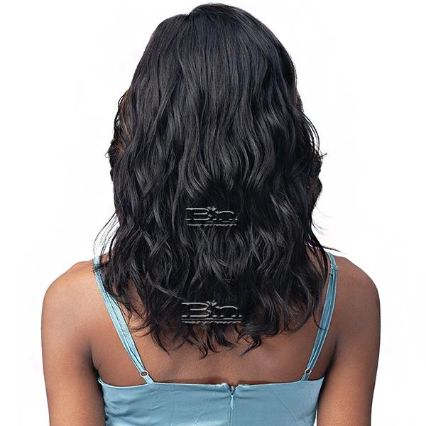Bobbi Boss 100% Unprocessed Human Hair HD Lace Front Wig - MHLF561 ASTIN