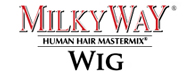 Milky Way Human Hair Blend Wig