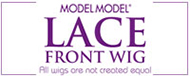 Model Model Lace Front Wig