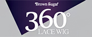 Brown Sugar 360 Lace Wig
