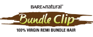 Bare and Natural Bundle Clip Extension