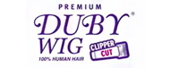 Premium Duby Wig Clipper Cut