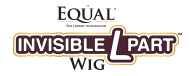 Equal Invisible L Part Wig