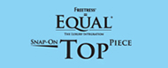 Freetress Equal - Snap on top piece