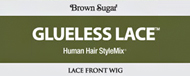 Brown Sugar Glueless Lace Front Wig