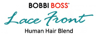 Bobbi Boss Human Hair Blend Lace Wig