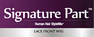 Brown Sugar Signature Part Lace Front Wig