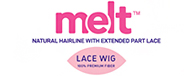 Janet Collection Melt Lace Wig