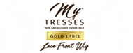 My Tresses Gold Lace Wig