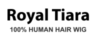ROYAL TIARA HUMAN HAIR WIG