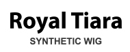 ROYAL TIARA SYNTHETIC HAIR WIG