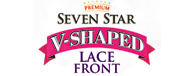 Model Model Premium Seven Star V Shaped Lace Front Wig