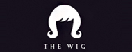 The Wig Human Hair Blend Wig